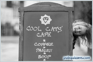 Cool Cats' Cafe