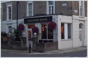 Halliford House