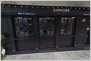 Simmons Bar Temple