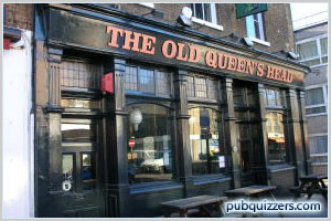 The Old Queen's Head